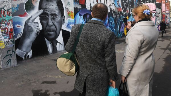 Lavrov, Mao Zedong y la Mona Lisa, como nunca antes los habías visto - Sputnik Mundo