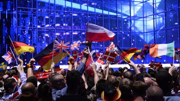 Eurovisión (archivo) - Sputnik Mundo