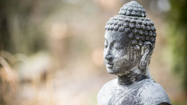 Estatua de Buda (archivo) - Sputnik Mundo