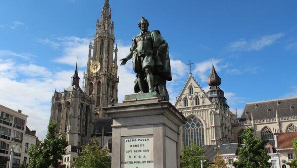 Amberes, Bélgica - Sputnik Mundo