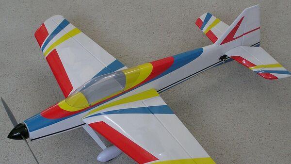 Un avión de juguete - Sputnik Mundo
