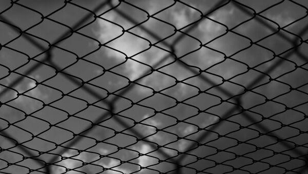 Una cárcel (imagen referencial) - Sputnik Mundo