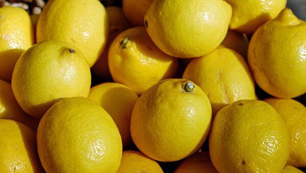 Limones - Sputnik Mundo