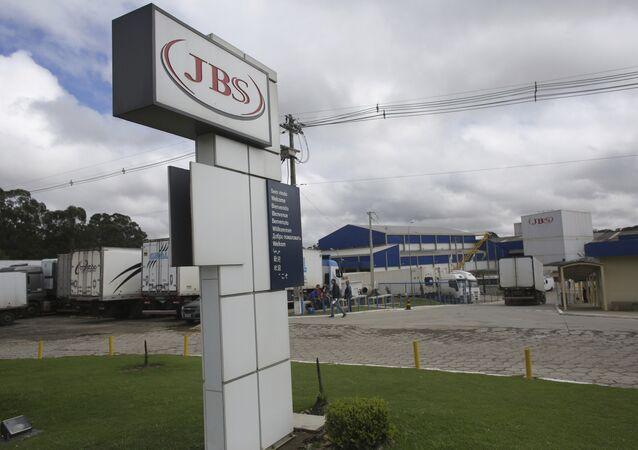 Empresa brasileña JBS