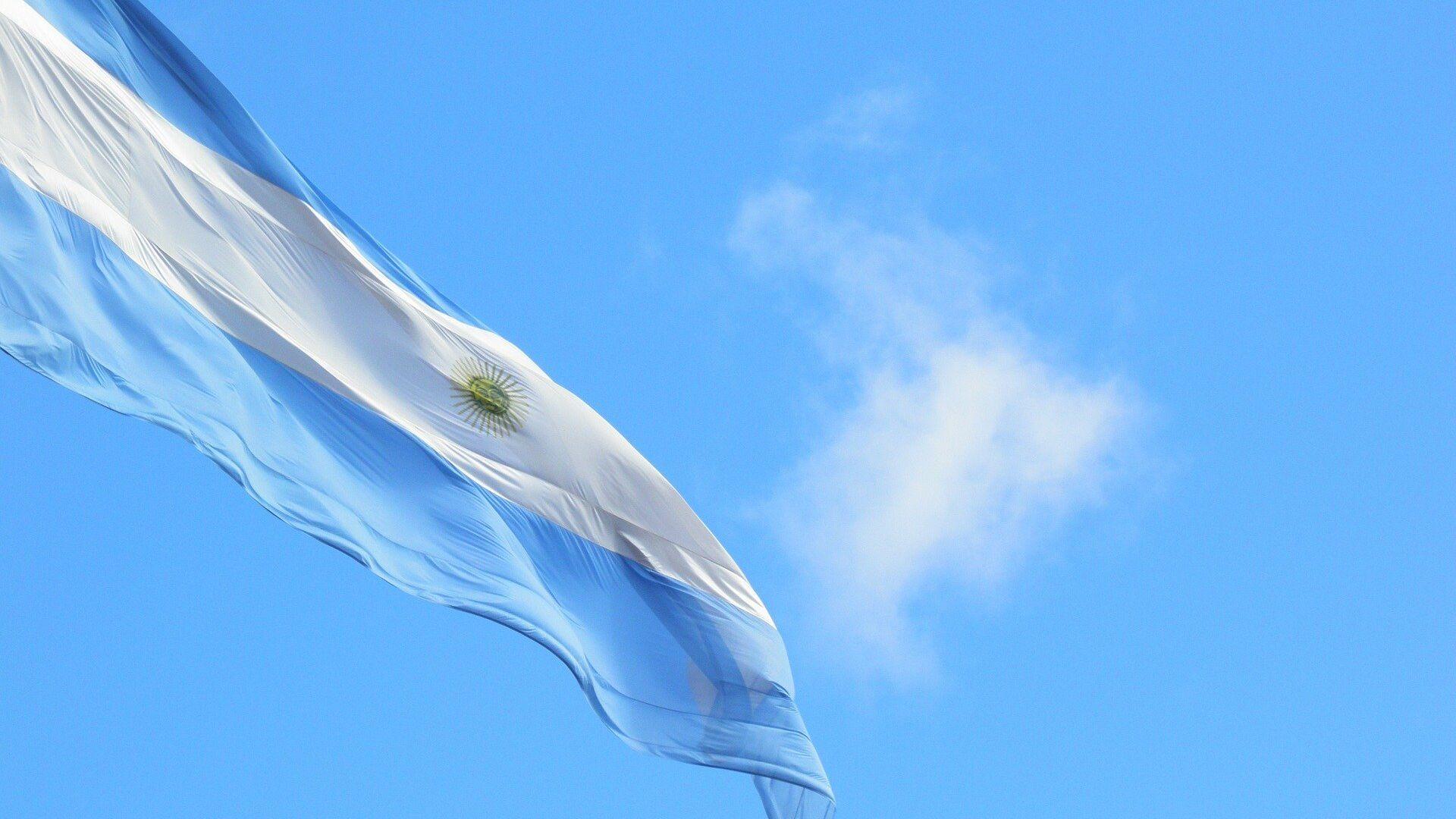 Bandera de Argentina - Sputnik Mundo, 1920, 19.03.2021