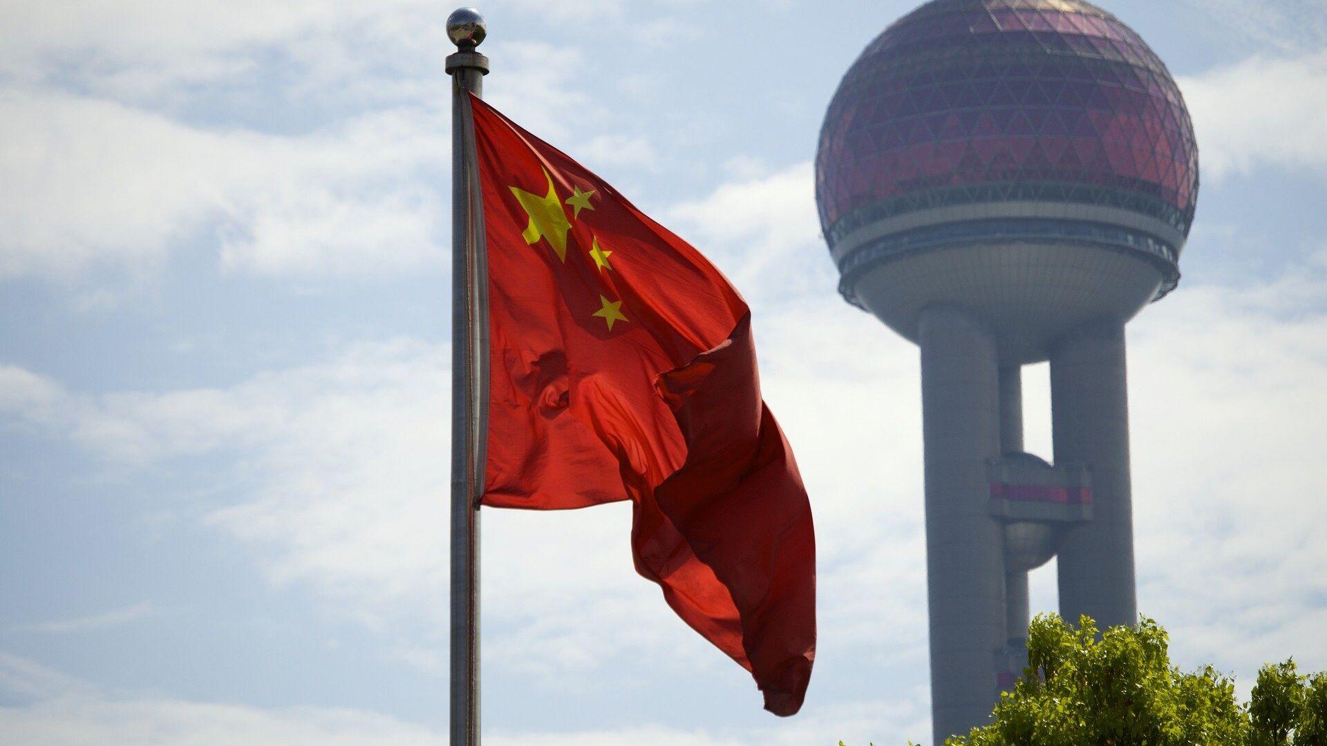 Bandera de China - Sputnik Mundo, 1920, 11.06.2021