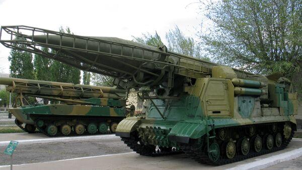 El misil soviético Scud - Sputnik Mundo