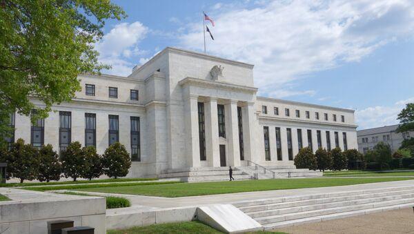 The US Federal Reserve building - Sputnik Mundo