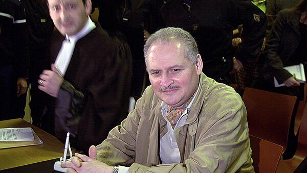 Terrorista internacional Ilich Ramírez Sánchez, también conocido como Carlos y El Chacal - Sputnik Mundo