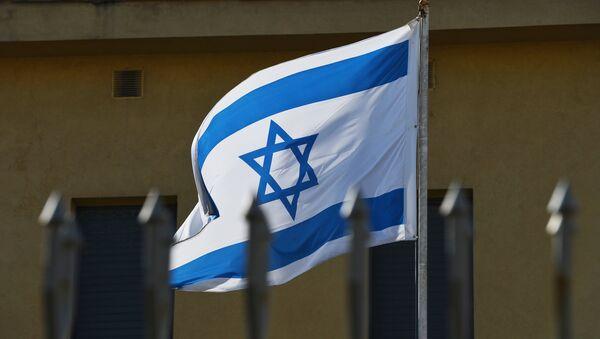 La bandera de Israel (archivo) - Sputnik Mundo