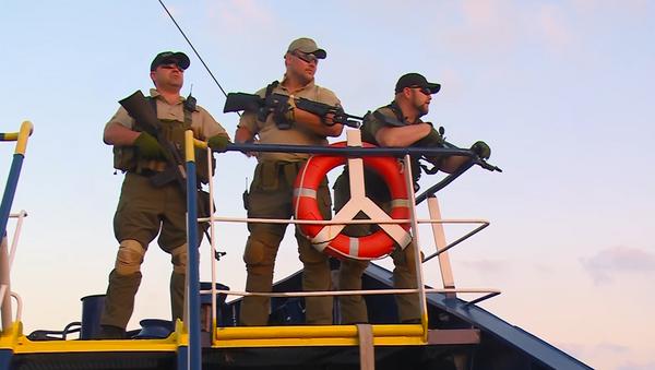 Combatientes de RSB Group - Sputnik Mundo