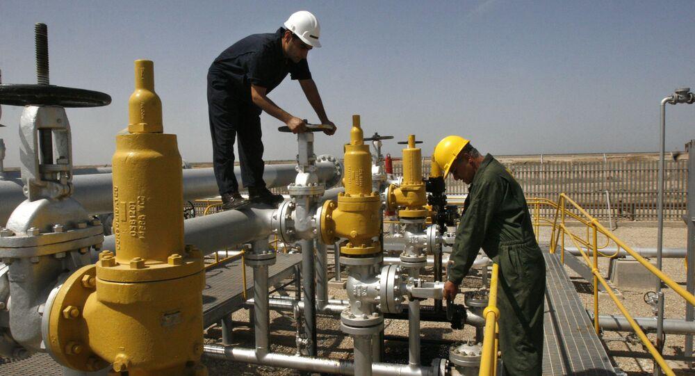 Una refinería de petróleo (imagen referencial)