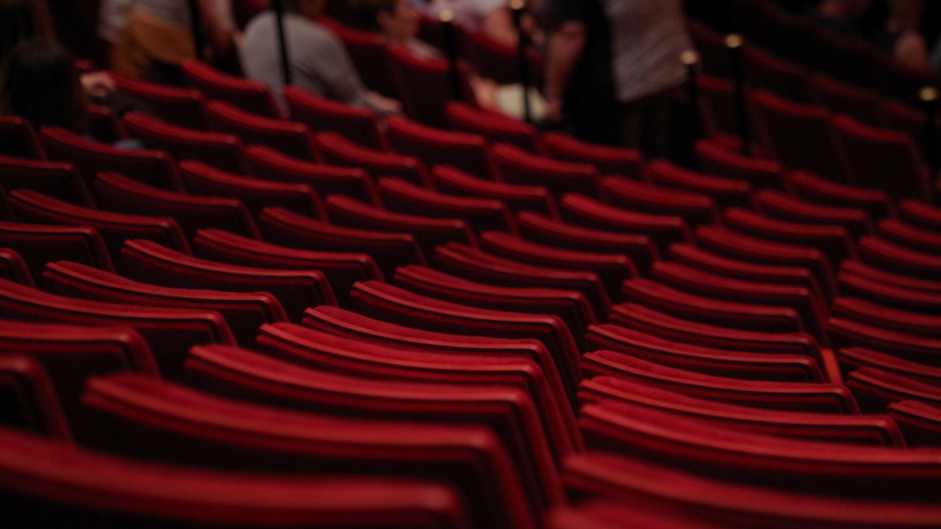 Teatro (imagen referencial) - Sputnik Mundo, 1920, 23.04.2021