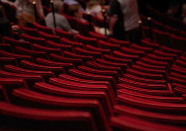 Teatro (imagen referencial)