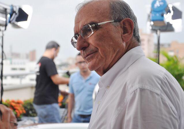 Humberto de la Calle, excandidato presidencial colombiano