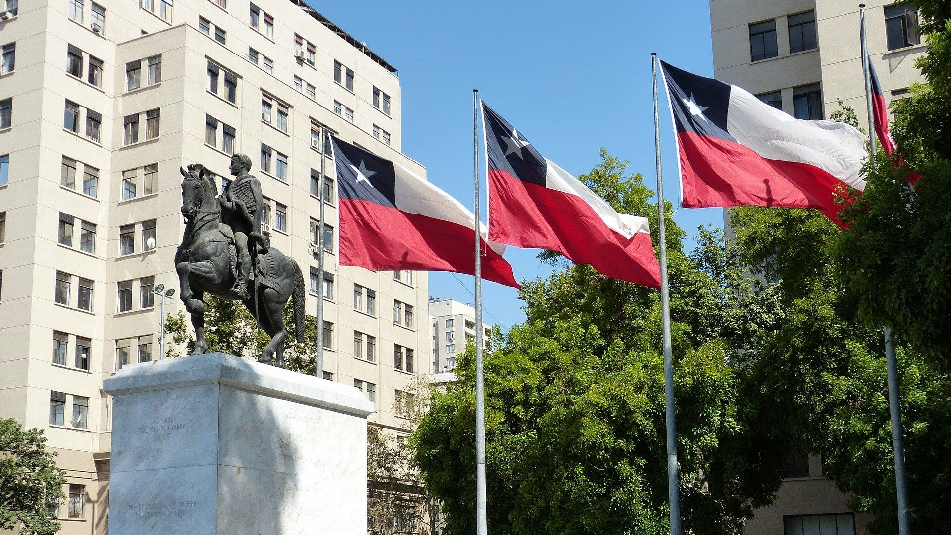 Santiago, la capital de Chile - Sputnik Mundo, 1920, 12.05.2021
