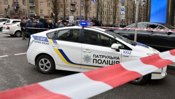 Lugar des asesinato del exdiputado ruso Denís Voronénkov - Sputnik Mundo