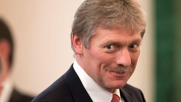 Dmitri Peskov, el portavoz del Kremlin - Sputnik Mundo