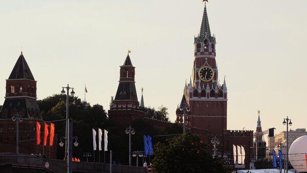 The Moscow Kremlin towers. (File) - Sputnik Mundo