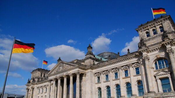 El Bundestag alemán - Sputnik Mundo