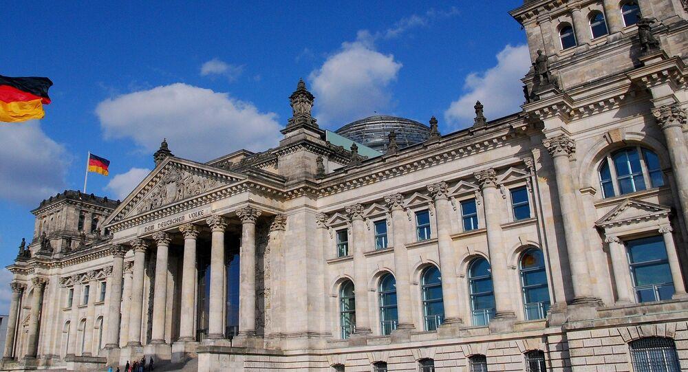 El Bundestag alemán