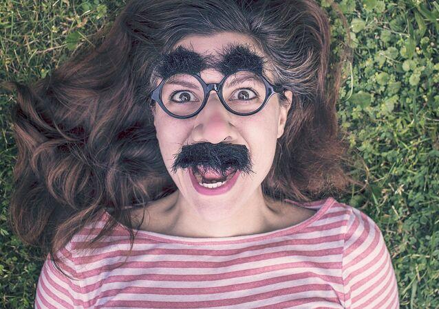 Una chica (imagen referencial)