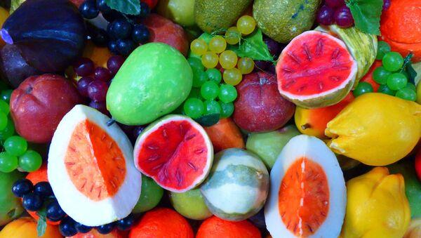 Frutas - Sputnik Mundo