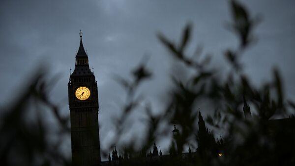 El Big Ben en Londres - Sputnik Mundo