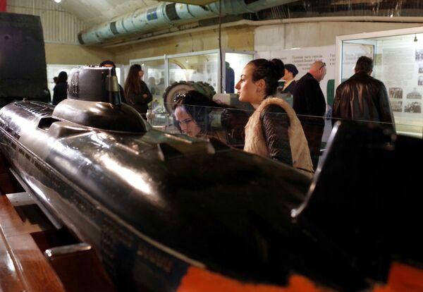 La 14ª división de los submarinos de la Flota del Mar Negro cumple años - Sputnik Mundo