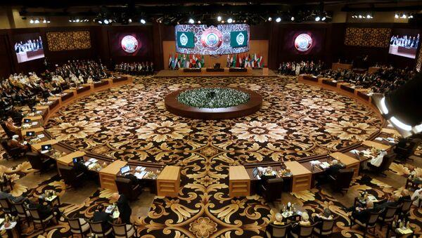 Reunión de la Liga Árabe en Jordania - Sputnik Mundo