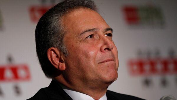Ex vicepresidente de Colombia, Óscar Naranjo - Sputnik Mundo