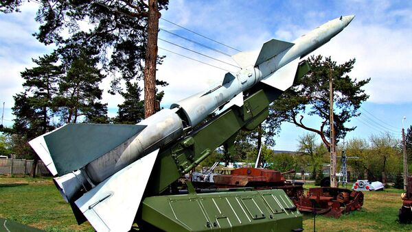 S-75 Dvina - Sputnik Mundo