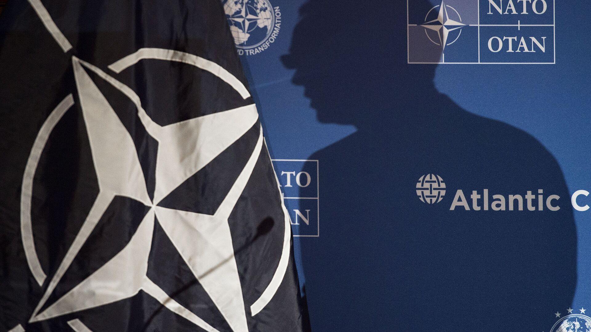 Logo de la OTAN - Sputnik Mundo, 1920, 15.06.2021