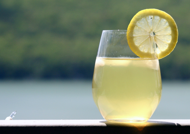 Limonada (imagen referencial)