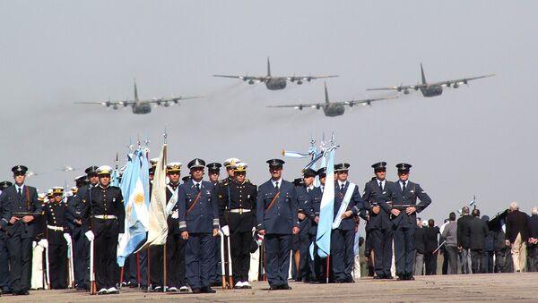 Fuerza Aérea Argentina - Sputnik Mundo