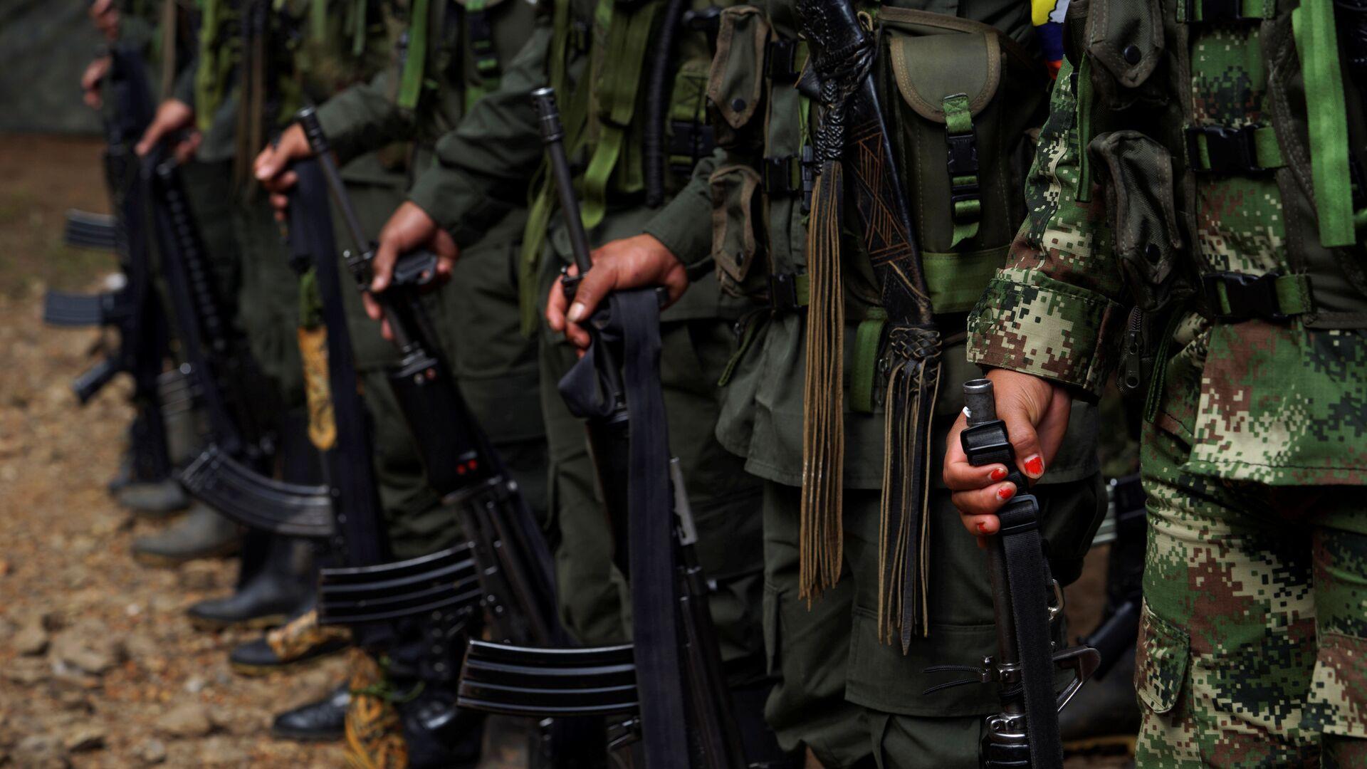 Los miembros de las antiguas FARC (archivo) - Sputnik Mundo, 1920, 13.07.2021