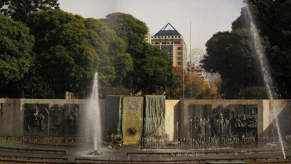 Plaza Independencia, Mendoza - Sputnik Mundo