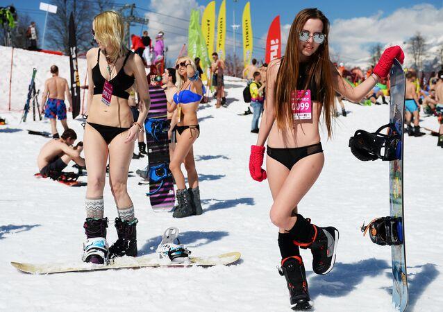El carnaval BoogelWoogel de Sochi