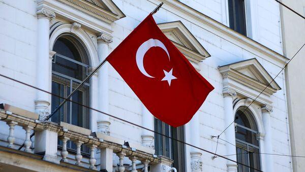 La bandera de Turquía - Sputnik Mundo