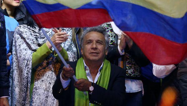 Lenin Moreno, presidente de Ecuador (archivo) - Sputnik Mundo