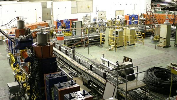 Acelerador de antiprotones del CERN - Sputnik Mundo