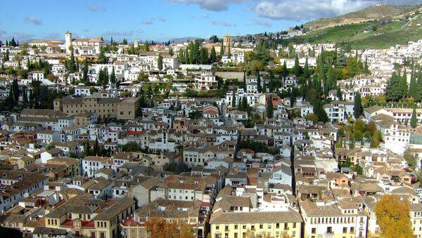 Granada, Andalucia - Sputnik Mundo