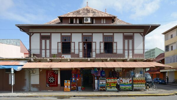 Cayena, Guayana Francesa - Sputnik Mundo