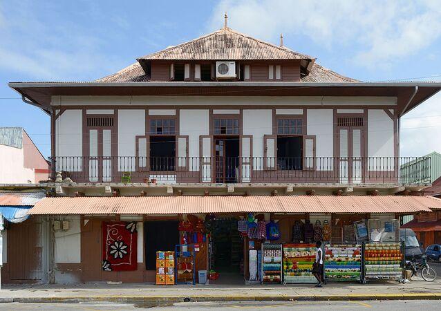 Cayena, Guayana Francesa