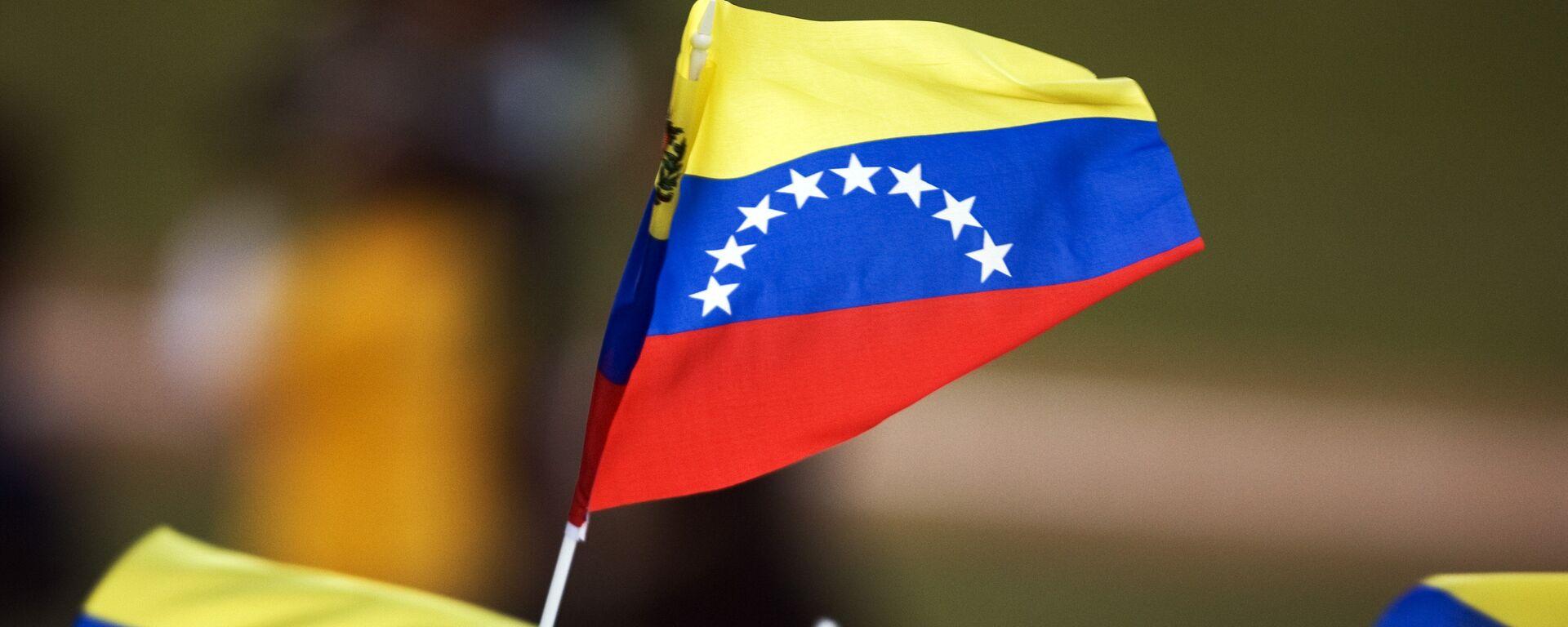 Banderas de Venezuela - Sputnik Mundo, 1920, 30.06.2021