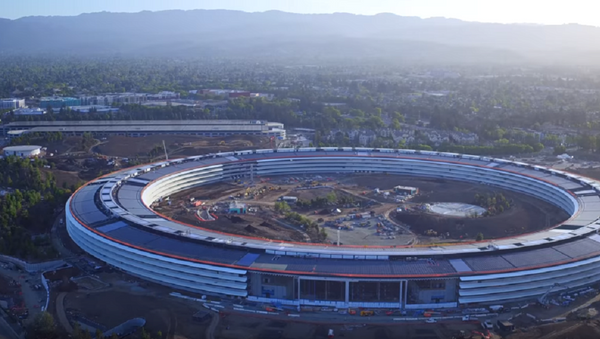 Apple park - Sputnik Mundo
