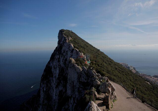 El peñón de Gibraltar (archivo)