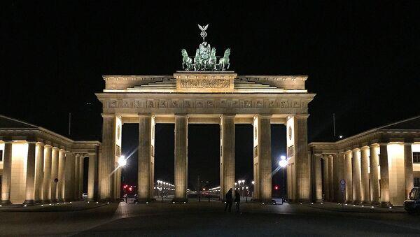Puerta de Brandeburgo en Berlín, Alemania (Archivo) - Sputnik Mundo