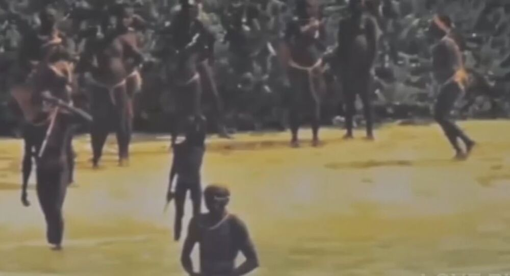 Vídeo: la tribu perdida de la India capaz de matar a cualquier forastero