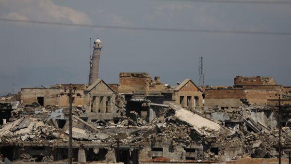 Situación en Mosul (archivo) - Sputnik Mundo